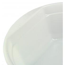 Plastic Kom PS wit 630ml Ø16cm (100 stuks)