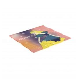Papieren servet Princess Design 33x33cm (20 stuks)