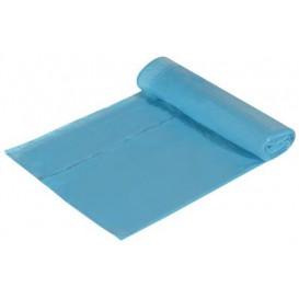 Vuilniszak blauw Easen Closure 55x55cm (15 stuks)