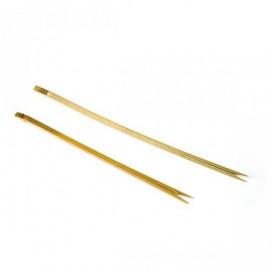 Bamboe Bediening tang 15cm (200 stuks)