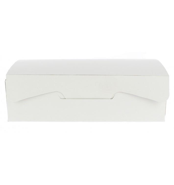 Gebakdoos karton Witte 1Kg wit 20,4x15,8x6cm (200 stuks)