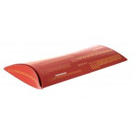 Papieren stokbrood Container Easen Opening (500 stuks)