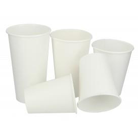 Papieren beker wit 12 Oz/360 ml Ø8,9cm (1000 stuks)