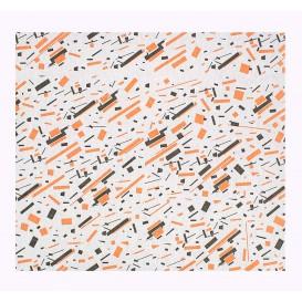 "Graspapier inpakvellen ""Hostel"" 28x33cm (1000 stuks)"