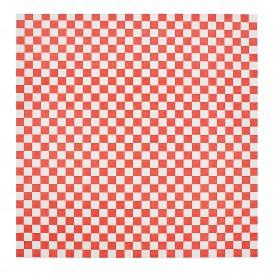 Graspapier inpakvellen rood 31x38cm (4000 stuks)