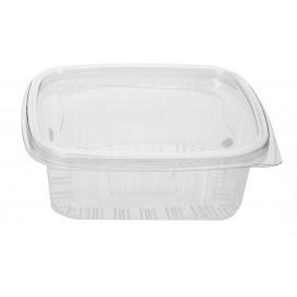 Plastic scharnierende Deli-Container PET 1500ml (70 stuks)