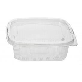Plastic scharnierende Deli-Container PET 1000ml (80 stuks)