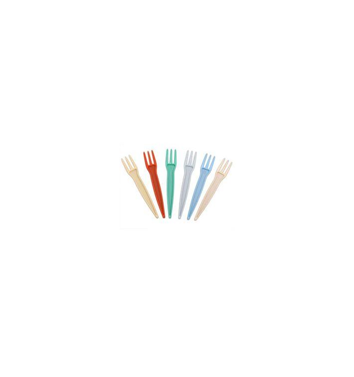Plastic vleespennen 8,5cm (1000 stuks)