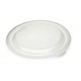 Plastic Deksel PP stijf transparant Ø23cm (150 stuks)