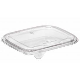 Plastic Deksel voor Deli Container PET Plat 14x12cm (504 stuks)