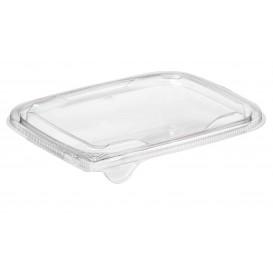Plastic Deksel voor Deli Container PET Plat 18x14cm (390 stuks)