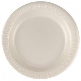 """Schuim bord """"Quiet Classic"""" gelamineerde Honeen Ø18 cm (125 stuks)"""