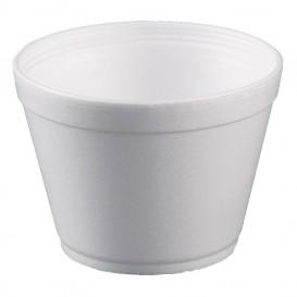 Schuim Container wit 16Oz/475ml Ø11,7cm (25 stuks)