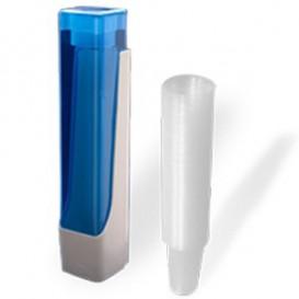 Vaso Foam 200ml BLANCO + TAPA (Pack 1.600Uds)