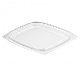 Plastic Deksel voor Deli Container OPS Plat transparant 237/355/473ml (1008 stuks)