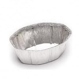 Folie pan voor gebraden kip Ovaal vormig 2400ml (500 stuks)