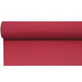 Airlaid tafelloper rood 0,4x48m P1,2m (1 stuk)