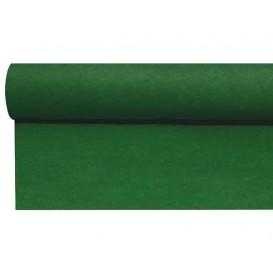 Airlaid tafelloper groen 0,4x48m P1,2m (6 stuks)