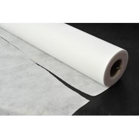 Novotex Tafelkleed rol wit 55g P40cm 1,2x48m(6 stuks)