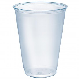 Plastic beker PET Kristal Solo® 10Oz/296ml Ø7,8cm (50 stuks)