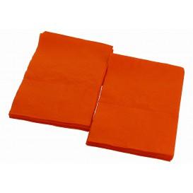 "Papieren servet ""Miniservis"" oranje 17x17cm (4800 stuks)"