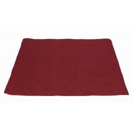 Papieren Placemats 30x40cm bordeauxrood 40g (1000 stuks)
