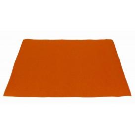 Papieren Placemats 30x40cm oranje 40g (1000 stuks)