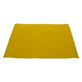 Papieren Placemats 30x40cm geel 40g (1000 stuks)