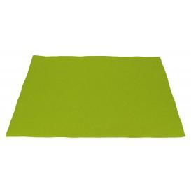 Papieren Placemats 30x40cm pistache 40g (1000 stuks)