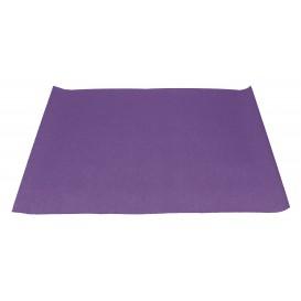 Papieren Placemats 30x40cm lila 40g (1000 stuks)