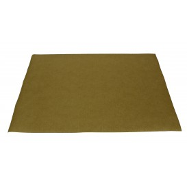 Papieren Placemats 30x40cm goud 50g (2500 stuks)