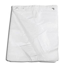 Plastic zak blok G40 25x30cm (500 stuks)