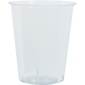 Plastic pint PP glas Geïnjecteerde glascider 600 ml (25 stuks)