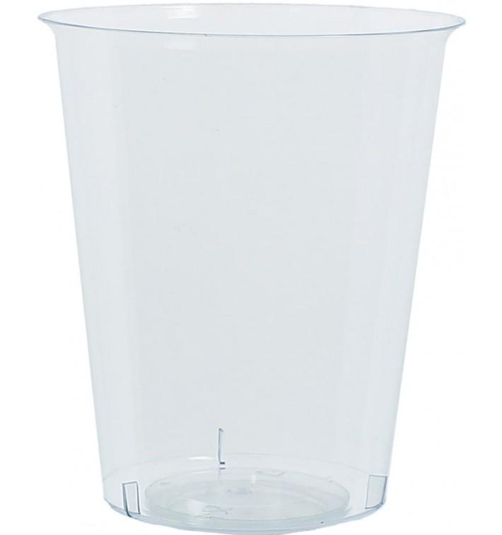 Plastic pint PP glas Geïnjecteerde glascider 600 ml (500 stuks)