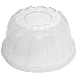 Plastic koepel Deksel PS transparant Ø11,7cm (50 stuks)