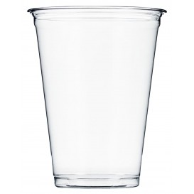 Plastic beker PET stijf 295ml Ø8,1cm (1000 stuks)