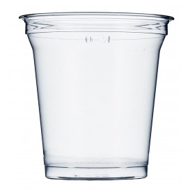 Plastic beker PET 364 ml Ø9,5cm (75 stuks)