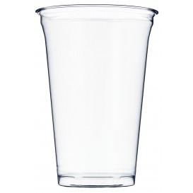 Plastic beker PET stijf 545ml Ø9,8cm (50 stuks)