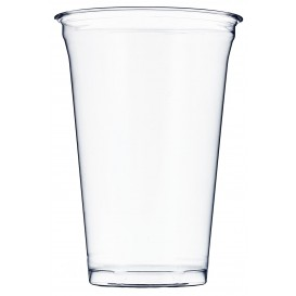 Plastic beker PET stijf 545ml Ø9,8cm (600 stuks)
