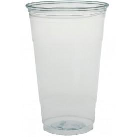 Plastic beker PET Kristal Solo® 24Oz/710ml Ø9,8cm (600 stuks)