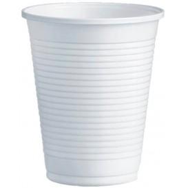 Plastic PS beker wit 200ml Ø7,0cm (3000 stuks)