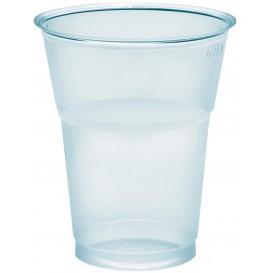 "Plastic PS beker Kristal ""Diamant"" 300ml Ø8cm (900 stuks)"