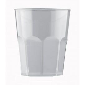 Plastic PS Shotje transparant Ø45mm 50ml (50 stuks)