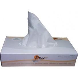 Gezichts tissue 2 laags 100 stuks (1 stuk)