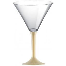Plastic stamglas Cocktail crème 185ml 2P (20 stuks)