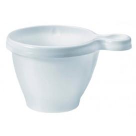 Taza de Plastico PS Blanco 80ml (1100 Unidades)