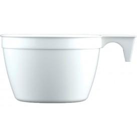 Taza de Plastico PP Cup Blanco 90ml (900 Uds)