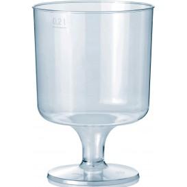 Plastic stamglas 200ml 1P (400 stuks)