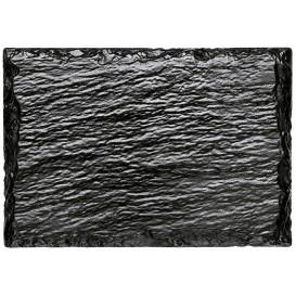 Plastic Proeving Borden Sennthetische Leisteen PS 13x9cm (20 stuks)