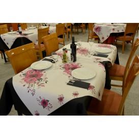 """Voorgesneden papieren tafelkleed """"Bouquet"""" 37g 1x1m (400 stuks)"""